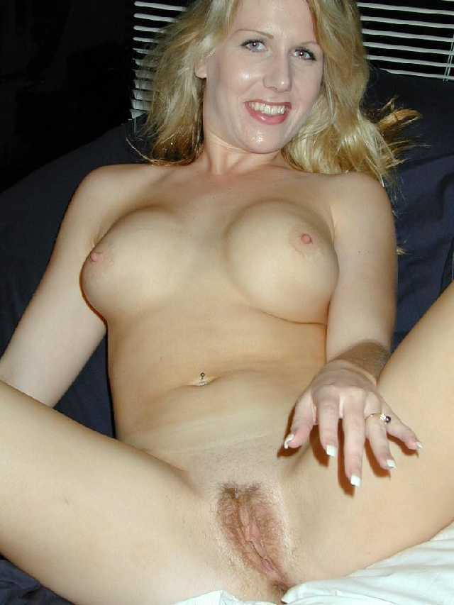 Extremely hairy mature