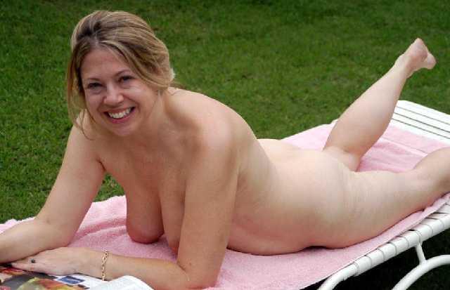 Average looking nude moms